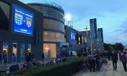 Programmatic primeur stadion PEC Zwolle!