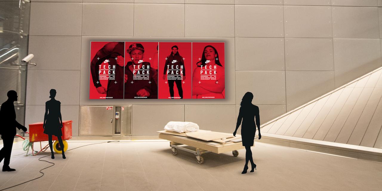 CS Digital Media wins advertising concession Metro Amsterdam | CSDM