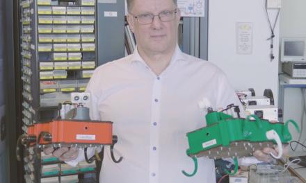 'Robotica geeft adverteren een fysieke component'