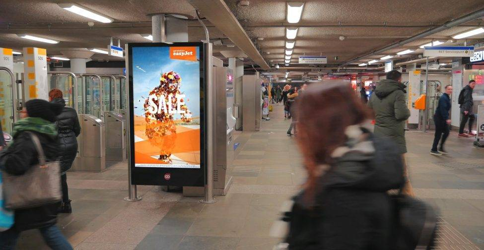 CS Digital Media upgrades DOOH networks