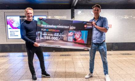 FCB Amsterdam wint '#SHOUTOUT'-campagne