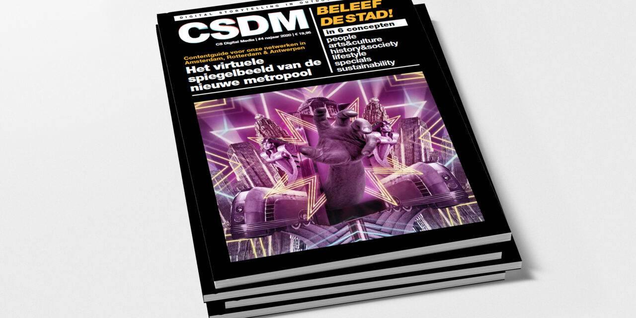 Editie 4 van het CSDM-magazine is uit!